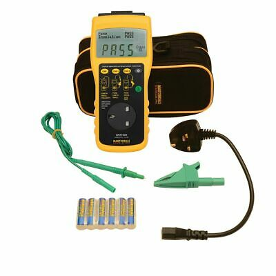Martindale HPAT400 - Pass/Fail PAT Tester with Free PAT Labels (2yr warranty)
