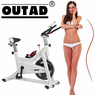 Pro fitness Stationary Fitness Exercise Bike Cardio Indoor Cycling Bicycle HC