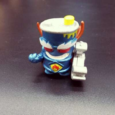 Superzings Mr King Ultra Rare Series 3 mini figure Super zings gifts toy collect
