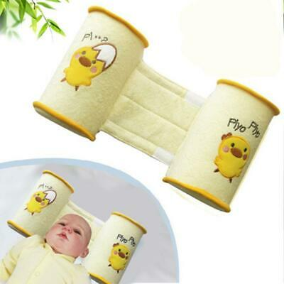 Baby Crib Infant Baby Toddler Safe Soft Cotton Anti Roll Pillow Sleep Use