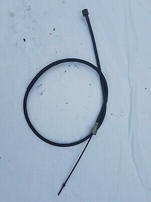 Lintex Jet 50cc Speedo Cable