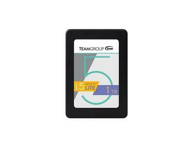 """Team Group L5 LITE 1TB 7mm 2.5"""" Solid State Drive (SSD) SATA III 6Gbps T2535T001"""