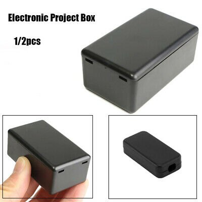 ABS Plastic Enclosure Boxes Electronic Project Waterproof Project Cover Case NEW