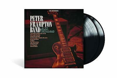 All Blues Double Vinyl Peter Frampton Band PREORDER 08