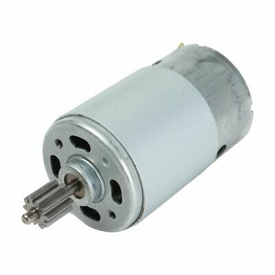 12V 15000 RPM Electric Motor Gear For Kids Ride On Car Bike Toy Spare Parts T8Y7