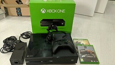 Microsoft Xbox One 500GB Console Boxed with Forza Titanfall - Black (5C500005)