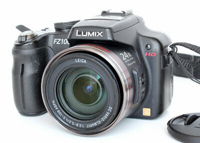 Panasonic Lumix FZ100 fotocamera 14Mp Zoom 24X Leica Video Full HD