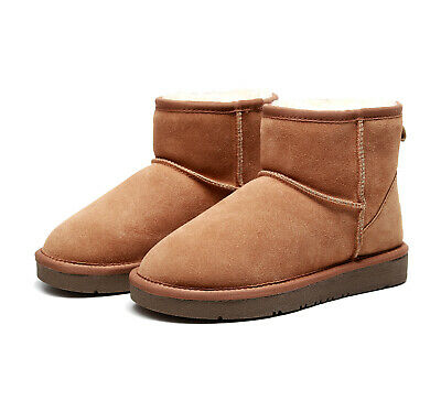 2019 New Premium Wool UGG Women/Men Classic Ankle Boots