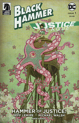 Black Hammer / Justice League: Hammer of Justice Nr. 1 (2019), VarCover C, new