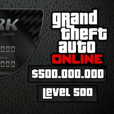 GTA 5 ONLINE PC Anything Below $2,000,000,0000 and Rank 1500