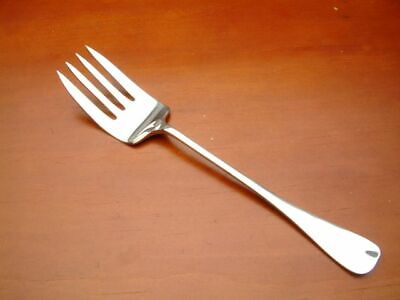 Williamsburg Queen Anne by Stieff, Sterling Silver Meat Fork 8.5""