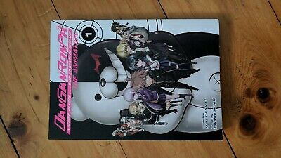 Danganronpa Manga Volume 1