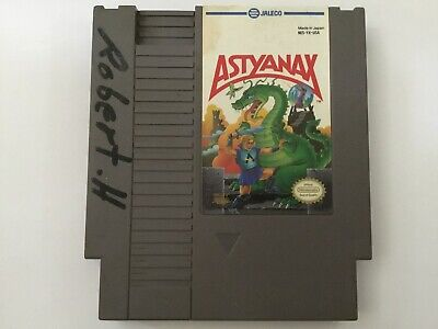 Astyanax (Nintendo Entertainment System, 1990) USED2