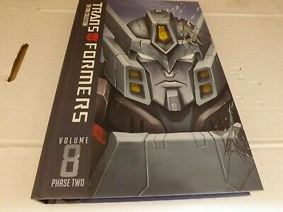 Transformers (IDW Collection) Volume 8 Phase Two HC