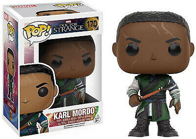 "Pop! Marvel Doctor Strange #170: Karl Mordo 3.75"" Vinyl Bobblehead Figure"