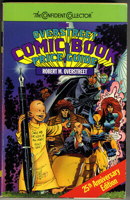 Overstreet Comic Book Price Guide 25th ed. (1995)