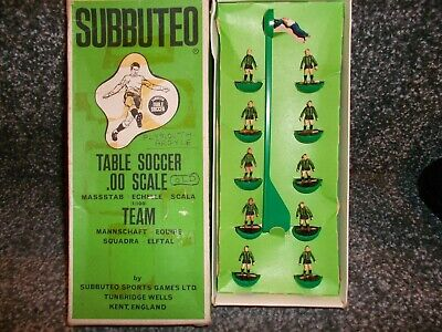 Subbuteo H/W Team.  Plymouth, Coventry City 2Nd Ref 78 In  Good  Condition