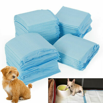 Pet Puppy Dog Pee Toilet House Training Super Absorbent  Dog Cat Odourless Pads