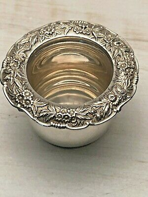 Repousse by S Kirk & Son, Sterling Silver Cigarette Holder # 10A