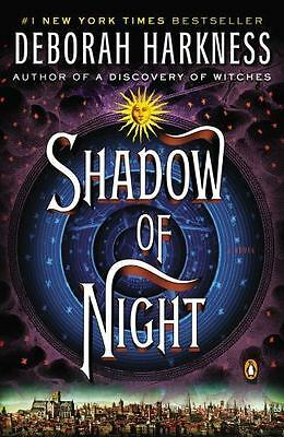 Shadow of Night (All Souls Trilogy, Bk 2), Harkness, Deborah, Good Book