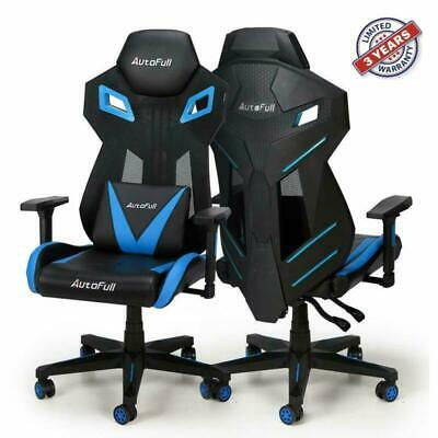 Autofull Gaming Chair - Video Game Chairs Mesh Ergonomic High Back Racing Style