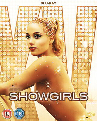 Showgirls DVD (2017) Elizabeth Berkley ***NEW***