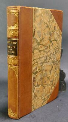 Fine Leather Binding John Ruskin The Queen of the Air A Study of the Greek Myths