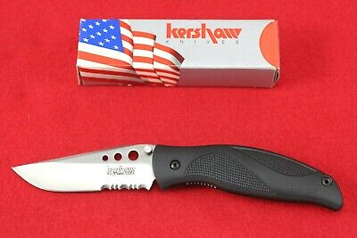 Kershaw Whirlwind Usa 1560St Ken Onion, Assisted Opening Discontinued Knife, Nib