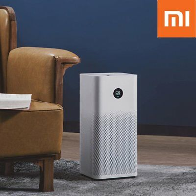 Xiaomi Mi Air Purifier 2S OLED Home Smart APP Smoke Dust Peculiar Smell Clean YV