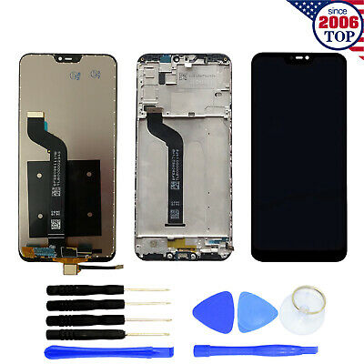 LCD Display Touch Screen Digitizer Assembly for Xiaomi Redmi 6 Pro / Mi A2 Lite