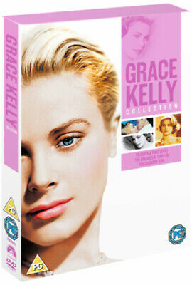Grace Kelly Collection DVD (2009) Grace Kelly, Hitchcock (DIR) cert PG
