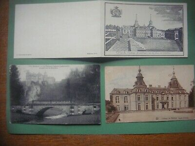 Lot de 5 cartes de MODAVE