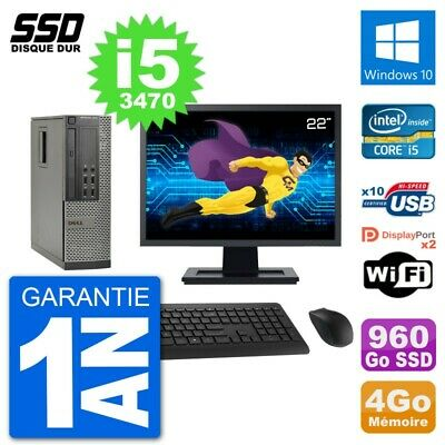 DELL VOSTRO 3470 SFF Pc, Intel Core I3, 4gb Ram, 1tb HDD