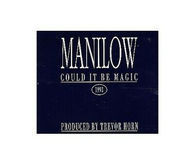 Barry Manilow - Could It Be Magic 1993 - Barry Manilow CD N4VG The Fast Free