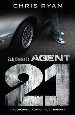 Agent 21 Book 1 by Chris Ryan 9781849410076 | Brand New | Free UK Shipping