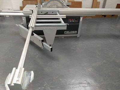 Great Condition Felder K 700 s Panel Saw