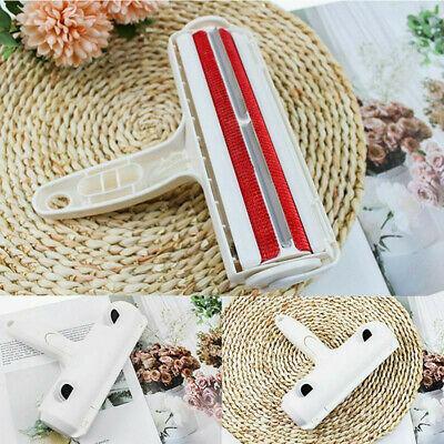 NEW Pet Hair Remover Roller Self Cleaning Pet Hair Remover Fur Removal Roller