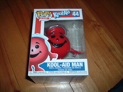 Funko Pop! Kool-Aid Man #44~ Mint Condition~ Ad Icons Series~