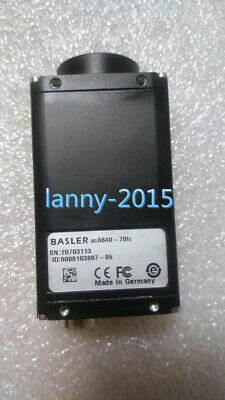 1PC used BASLER scA640-70fc Color CCD industrial camera