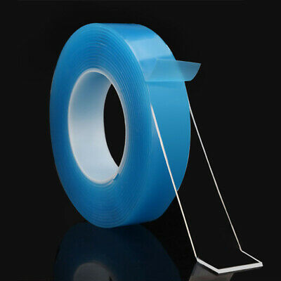 Magic Double-sided Grip Tape Traceless Washable Adhesive Gel Nano Tape acc