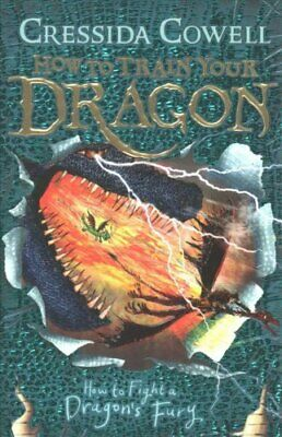 How to Train Your Dragon: How to Fight a Dragon's Fury Book 12 9781444927535