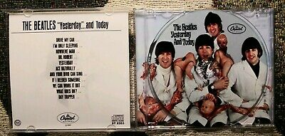 The Beatles Yesterday&Today Butcher cover Picture CD!