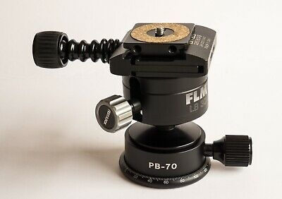 Gitzo clamp with FLM leveling/Panoramic head