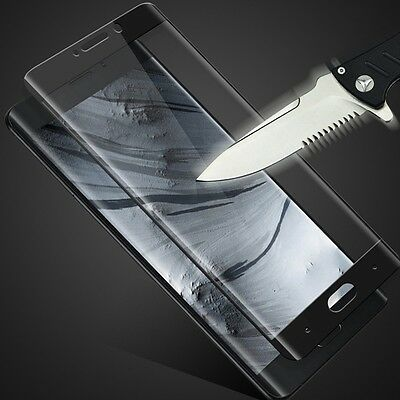 For Xiaomi Mi Note 2 3D Curved Full Cover Tempered Glass Screen Protector Film