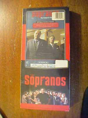 The Sopranos, The Complete Fifth Season Five (5) DVD Set HBO TV Series Brand New