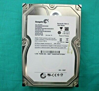 Beaches] Seagate barracuda 1tb 7200 12 pcb