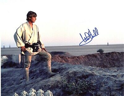 Mark Hamill ( Star Wars ) Autographed Signed 8x10 Photo REPRINT