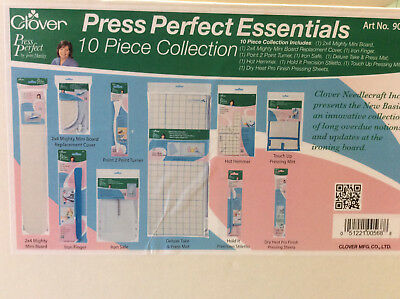 Clover Press Perfect Essentials