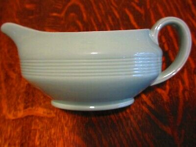 Vintage Woods Ware Beryl Green Gravy Boat/ Jug - Excellent Condition