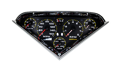 Chevy Truck 1955-1959 Analog Gauge Cluster